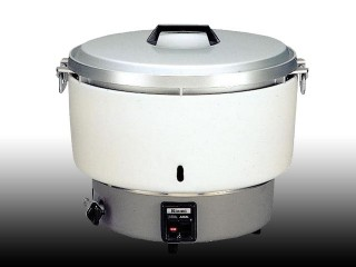 業務用ガス炊飯器