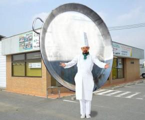 巨大寸胴鍋(6m)