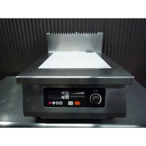 ◎業務用電磁調理器(タニコー) IHコンロ卓上型1口 TIH-5N/三相/200V/ 5kW