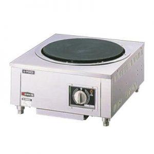 ◎業務用 電気コンロ 3相/200V/6KW