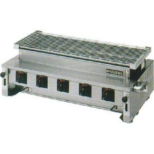 ◎マルゼン業務用 ガス焼き器(特大)MGK-310B※プロパンガス使用